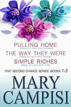 That Second Chance Boxed Set 1 by Mary Campisi