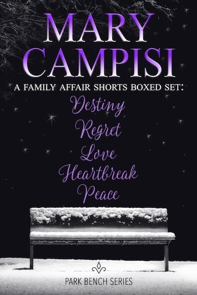 A Family Affair Shorts Boxed Set (Park Bench Series) by Mary Campisi