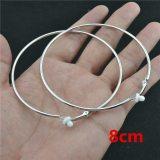 silver clip 8cm