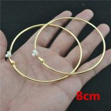 gold clip 8cm
