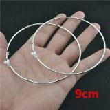 silver clip 9cm