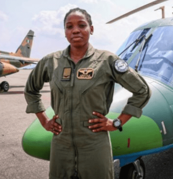 Nigeria Air Force explains why autopsy was not conducted on Tolulope Arotile, Nigeria's first female combat helicopter pilot