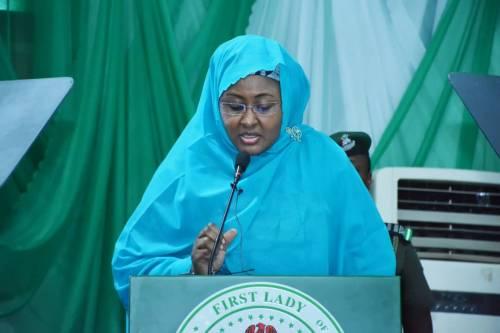 Hanan And Aisha Buhari Escape Air Crash