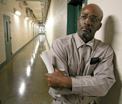 Man Released After 44 Years In Prison For Rape He Didn't Commit In US (Pics)