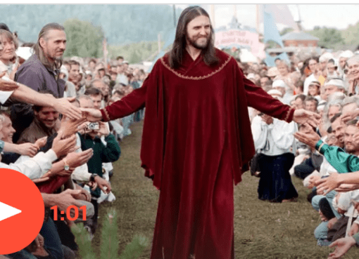 Cult leader who claims to be reincarnation of Jesus arrested in Russia