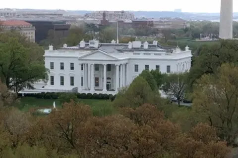 Woman accused of sending poisonous letter to White House arrested