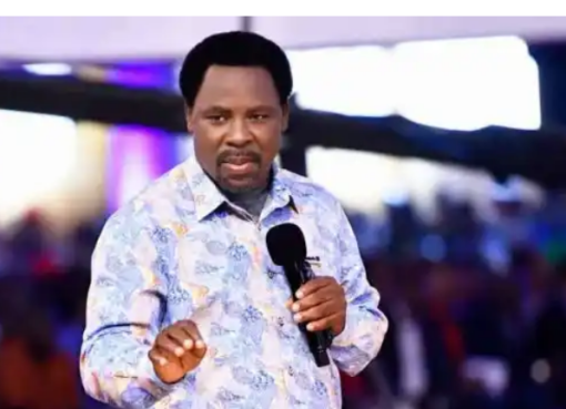 End SARS: 'There'll be revolution in Nigeria, everybody will be ready to die' – How T.B Joshua warned