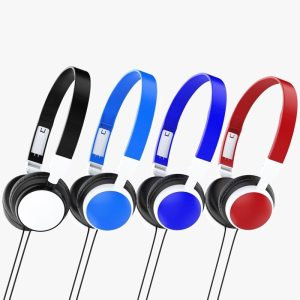 1pcs Wired Stereo Earphones Earplugs for Portable Laptop