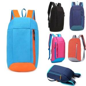 Men Women Traveling Climbing Colorful Laptop Backpack
