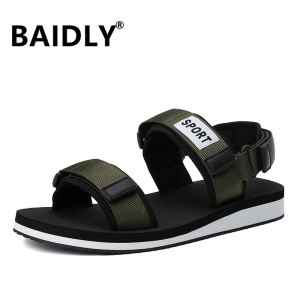 Men's Shoes Summer Sandals Fashion Outdoor Beach Outdoor Walking Slippers