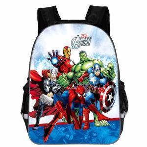 School Kids bag Avengers Backpack for Children