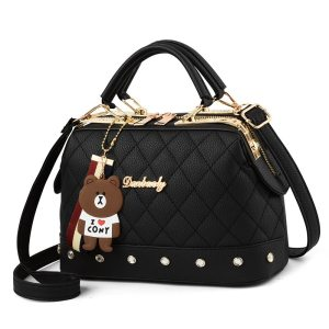 Brand Women Leather Designer Handbags High Quality Shoulder Bags