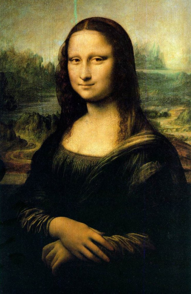 Mona Lisa: The Tramp Behind the Smile (1/6)