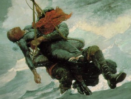Winslow Homer's Tumultuous Seas and Passive Women (3/4)