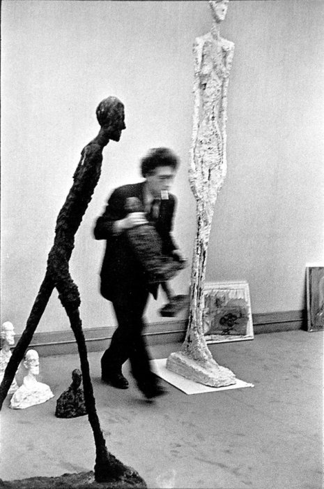 Giacometti, Existentialism & General Sculptural Discomfort (3/3)
