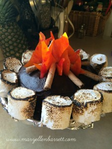 campfirecake