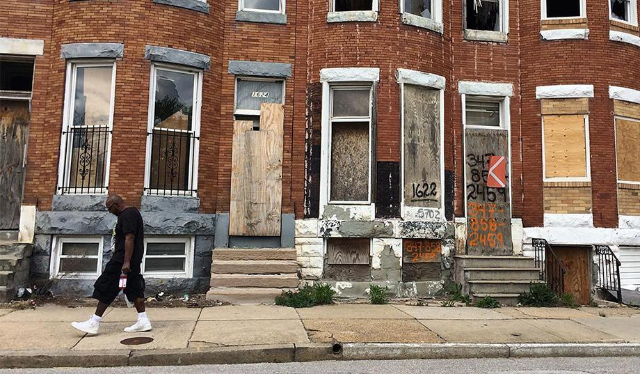 Freddie Gray Blurs the Line Between Black and White