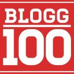 Blogg100 och en ny blogg