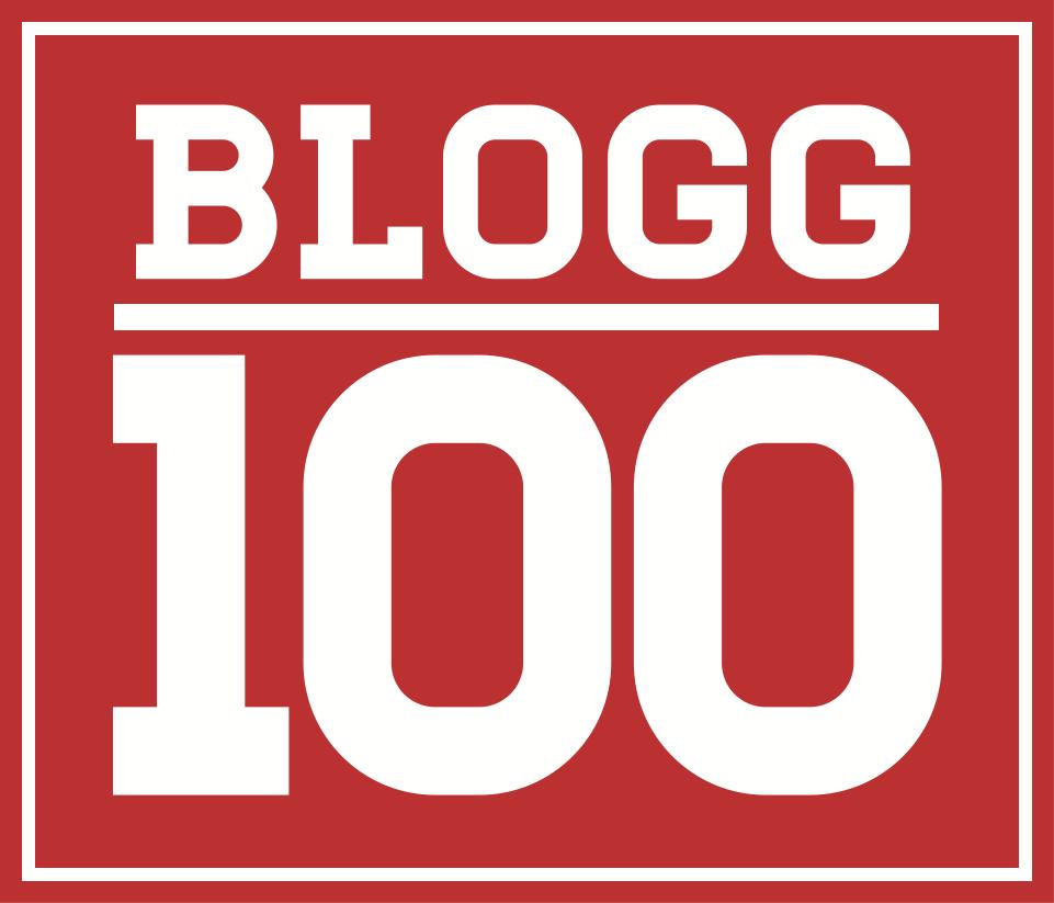 Så här kommer mitt första blogginlägg i samband med utmaningen #Blogg100. Jag tänker att det blir en bra morot för mig att komma igång ordentligt med skrivandet.