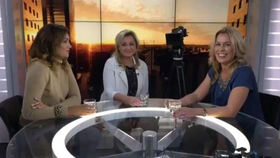 Aftonbladet @work Ledarna, på bild: Maryem Nasri, Eva Ekedahl, Maria Bjaring