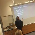 SEO för bloggare på WinterWorkation i Åre