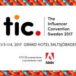 The influencer convention - 31/3-1/4 Grand Hôtel Saltsjöbaden