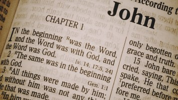 The Gospel According to John, bible