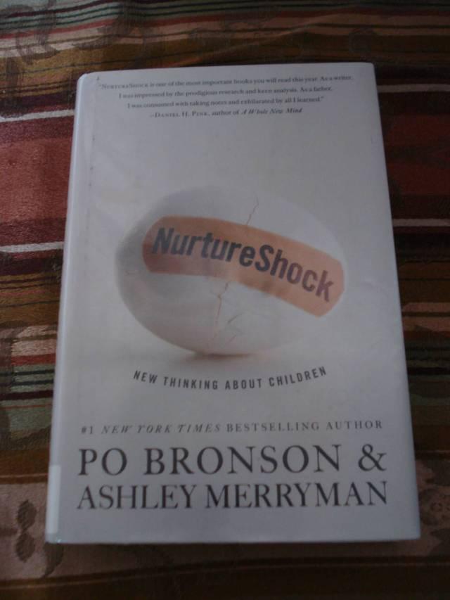 Book: NutureShock by Po Bronson & Ashley Merryman.