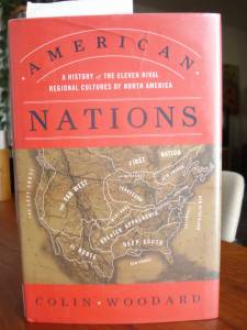 """""""American Nations"""" by Colin Woodard"""