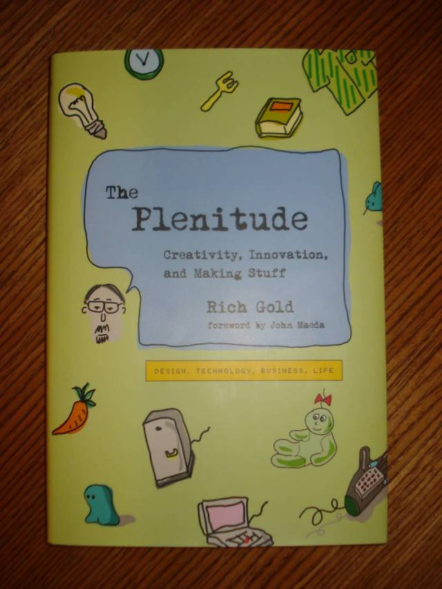 """""""The Plenitude"""" by Rich Gold."""