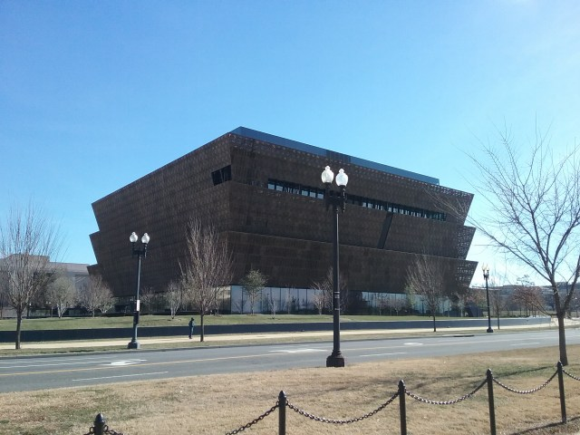 The National Museum of African American History & Culture, Washington DC, 2019. This building is striking and beautiful, designed with the care required to give it the distinction it needs to remain historic long into the future.