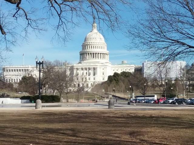 United States Capitol, 2019.