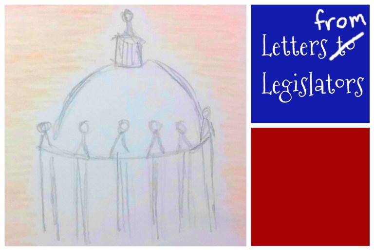 Letters from Legislators