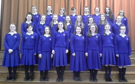 Maryfield School Choir