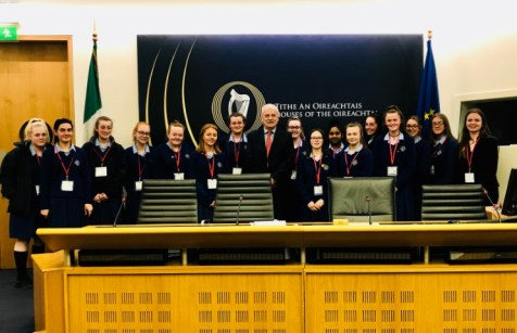 Trip to the Dáil 1