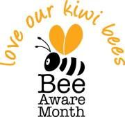 Bee-Aware-Month-Logo