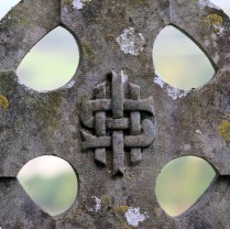 Stone and Fresco and misc. details from Irish Churches and Castles.