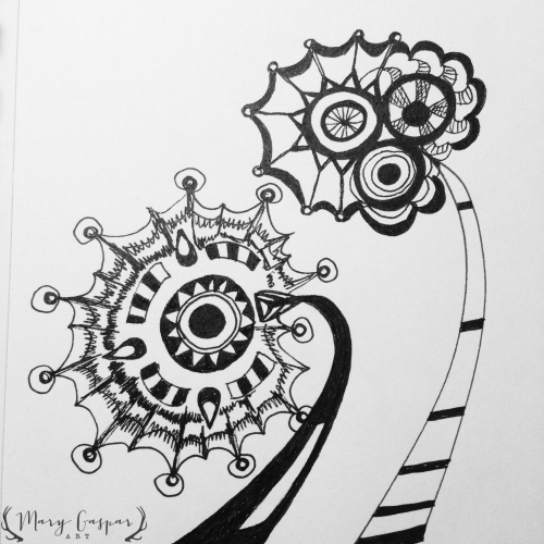 DoodleFlowerWM