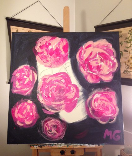 Adding pink