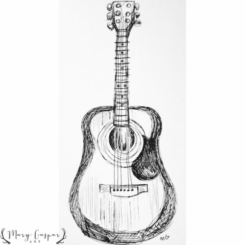 GuitarSketch-2