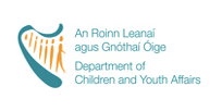 Dept. of Children and Youth Affairs logo