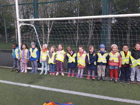 Sports Day at All Weather Pitch