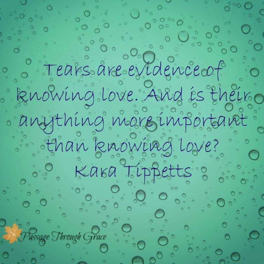 Tears-kara tippett2