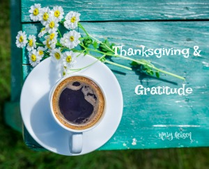 Sabbath Offerings ~ Thanksgiving and a Surprise