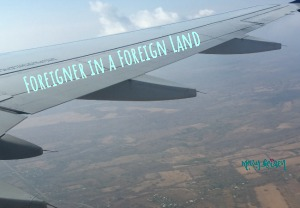 Foreigner in a Foreign Land