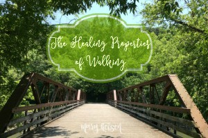 The Healing Properties of Walking