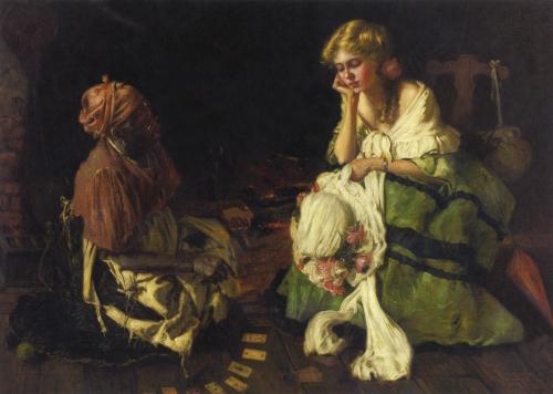 Harry_Roseland The_Fortune_Teller_1904