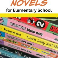 Over 15 Graphic Novels your Elementary School Child will Love