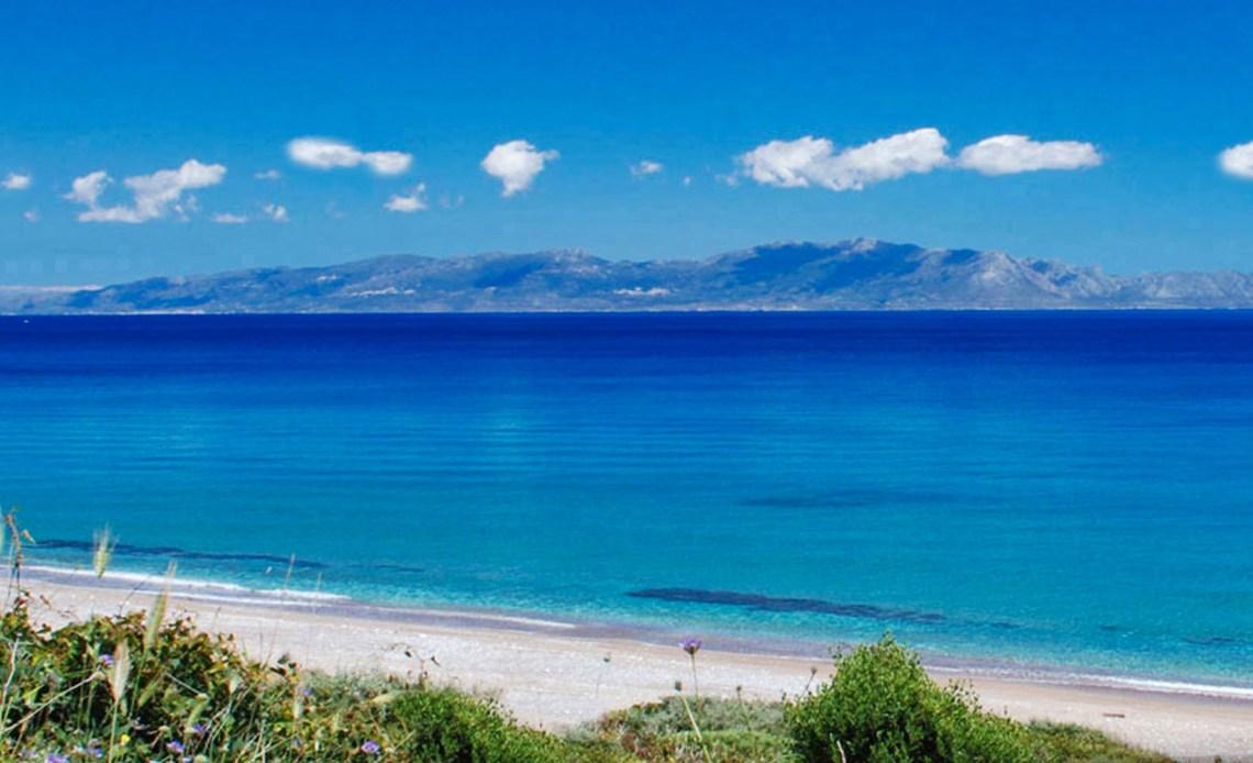 Kakia Lagada Beach Kythera