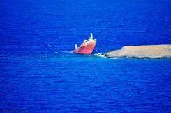Diakofti Shipwreck